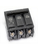 GE 3-Pole Circuit Breaker